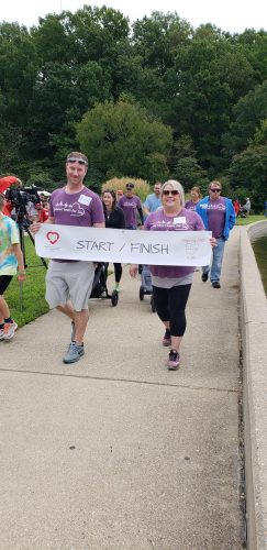 2019 Conquering CHD Walk in Ohio