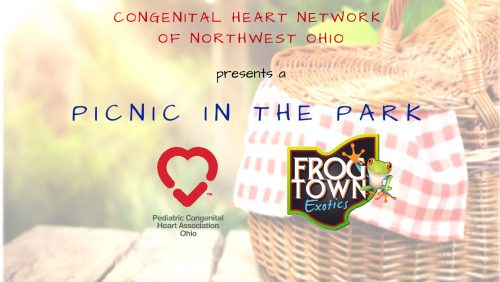 Congenital Heart Network of Northwest Ohio presents a Picnic in the Park