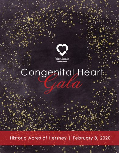 Pennsylvania Chapter Congenital Heart Gala