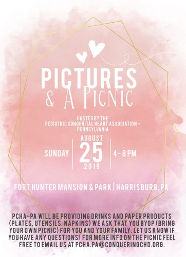 Pictures and A Picnic