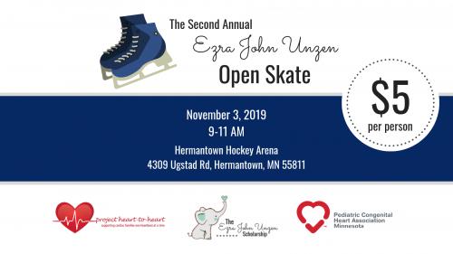 The Ezra John Unzen Open Skate