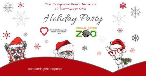 Northwest Ohio Holiday Party