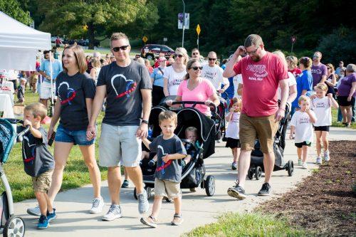 Conquering CHD Walk & Family Fun Day