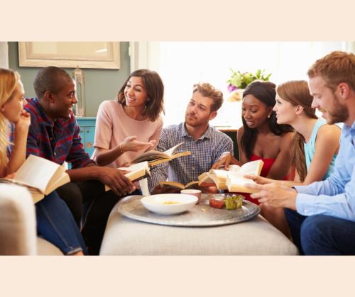CCHD Teen & Adult Book Club