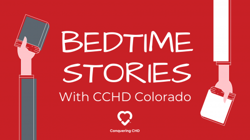 Bedtime stories with CCHD Colorado