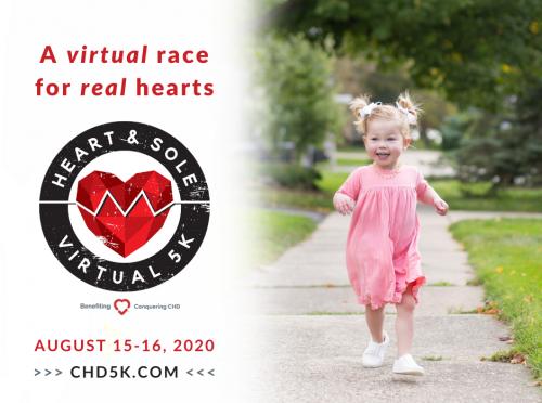 Heart & Sole Virtual 5k