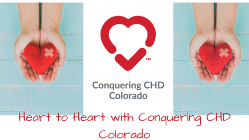Heart to Heart with CCHD Colorado