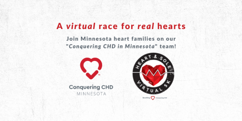 Heart & Sole Virtual 5K - Join Team Minnesota