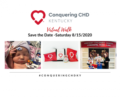Conquering CHD - Kentucky Virtual Walk
