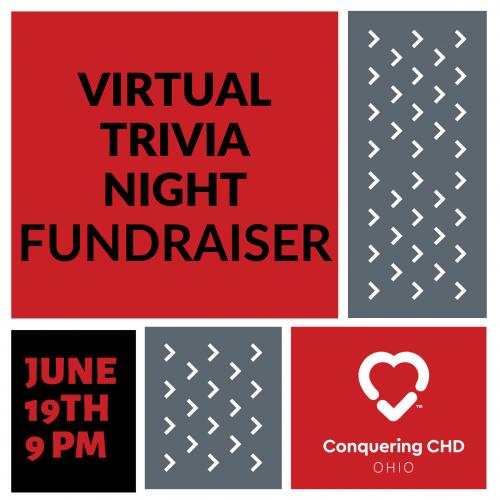 Conquering CHD Ohio Virtual Trivia Night Fundraiser