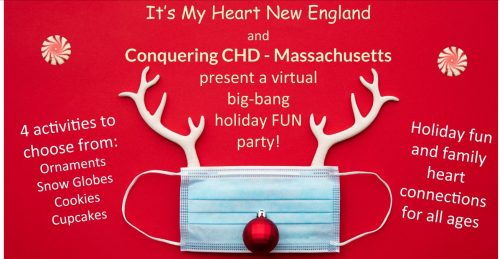 CCHD-MA/IMHNE Heart Family Holiday Party