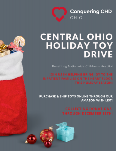Central Ohio Holiday Toy Drive