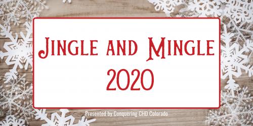Jingle and Mingle 2020 - Virtual Heart Family Holiday Event