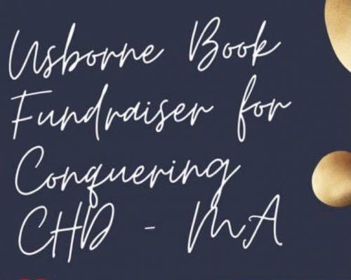 Usborne Book Party Fundraiser