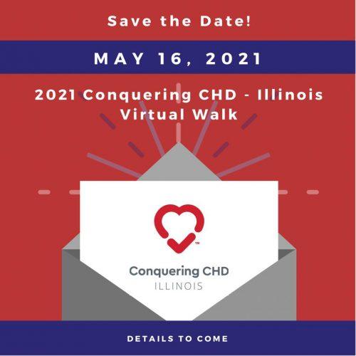 2021 Conquering CHD- Illinois Virtual Walk