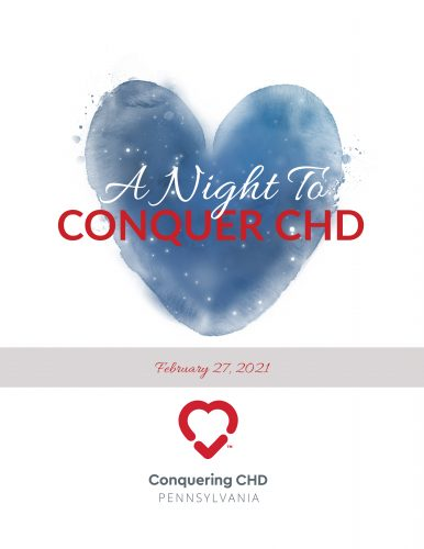 A Night To Conquer CHD - Virtual Gala