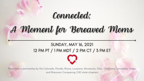 Connected: A Moment for Bereaved Moms - Wisconsin