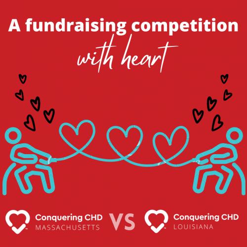 CCHD-LA & CCHD-MA presents: Competition with Heart