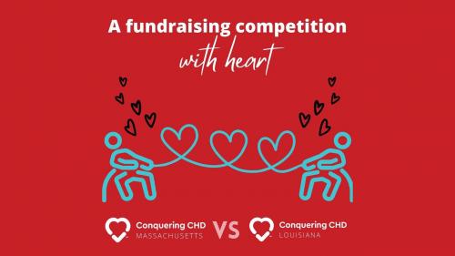 CCHD-MA & CCHD-LA presents: Competition with Heart
