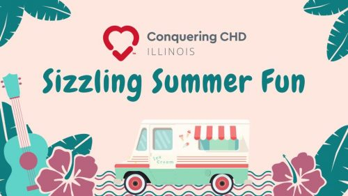 Sizzling Summer Fun with Conquering CHD Illinois