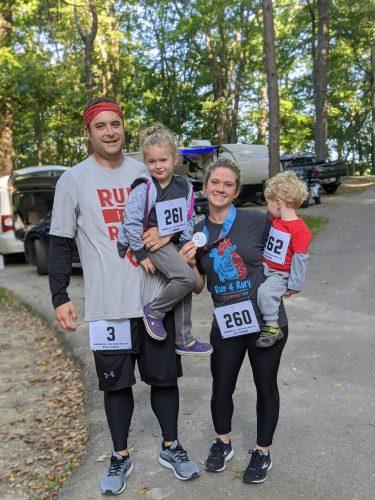 Conquering CHD - Ohio Walk & 5k Race - Toledo