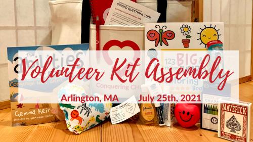 Volunteer Kit Assembly