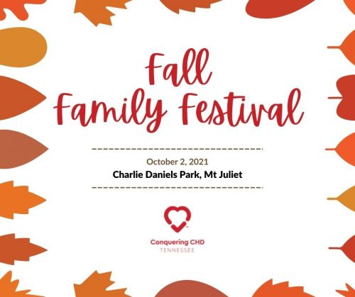 Save the Date - Fall Family Festival